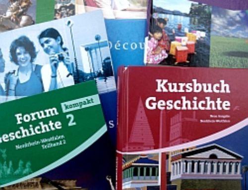 Information zum Eigenanteil an Schulbüchern