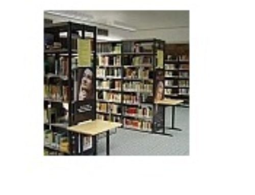 Brandschutzmaßnahmen in der Bibliothek