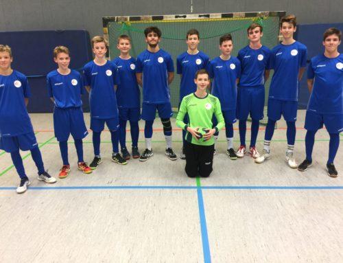 Handballteam wurde Kreismeister