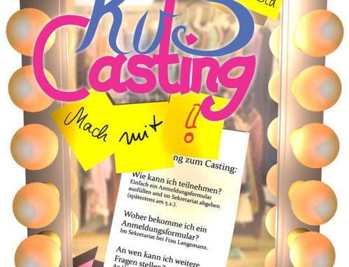 3. Pausenkonzert und Casting für KvS 2020
