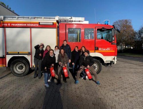 Sichere Schule –  Ausbildung der Brandschutzhelfer