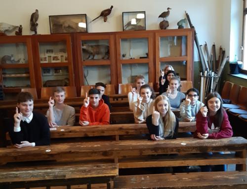 Schule wie vor rund 100 Jahren – Der Pädagogikkurs im Schulmuseum