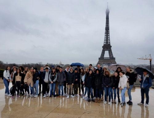 Frankreich, eine Winterreise: Villepreux-Austausch