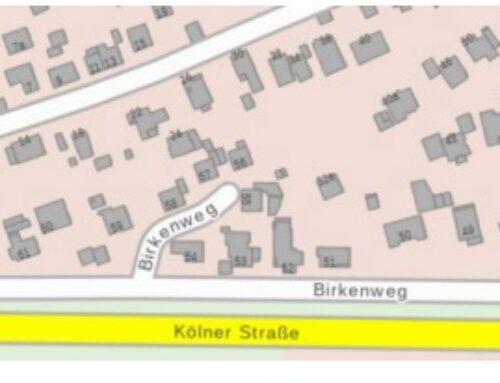 Schulbushaltestelle Kleineichen Kirche wird ab Montag, den 13.09.2021 nicht mehr angefahren!