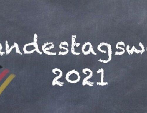Schüler*innenvideos zur Bundestagswahl 2021