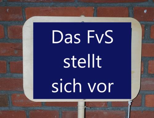 Das FvS stellt sich vor – Informationen für Schülerinnen und Schüler und Eltern der vierten Klassen 2020
