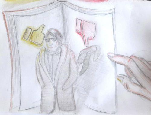 """Die alte Dame zu Besuch in der 9b – Schüler*innen-Rezensionen zu Dürrenmatts Drama """"Der Besuch der alten Dame"""""""