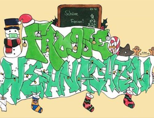 Weihnachtsgruß der Schulleitung 2020